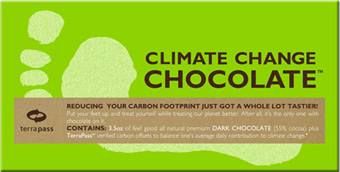 Climate Change Chocolate Update