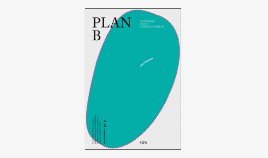 """plan b """"best architecture book of the year"""" in the netherlands"""