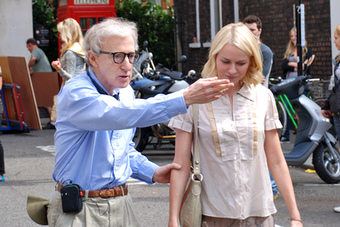 Woody Allen, Creative Management Genius