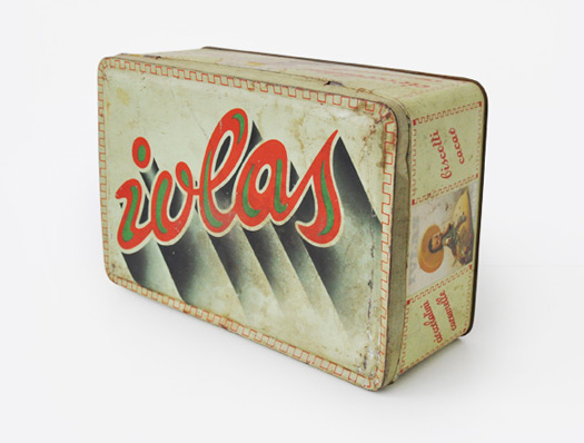 Louise Fili's Collection of Italian Tins: Slideshow: Slide 4