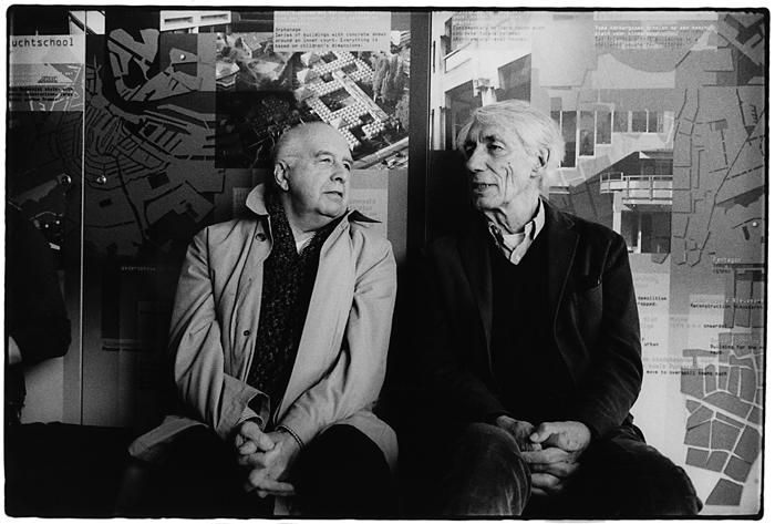 Wim Crouwel + Jan van Toorn